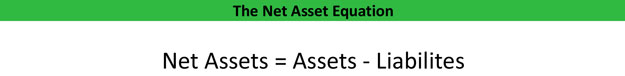 The Net Assets Equation